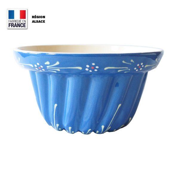 Moule à kouglof en poterie